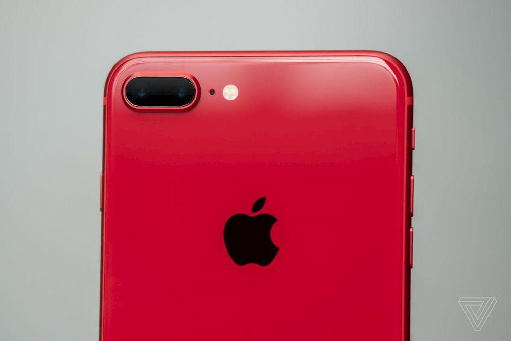Cận Cảnh Phiên Bản Iphone 8 Màu đỏ Tuyệt đẹp Vừa Ra Mắt