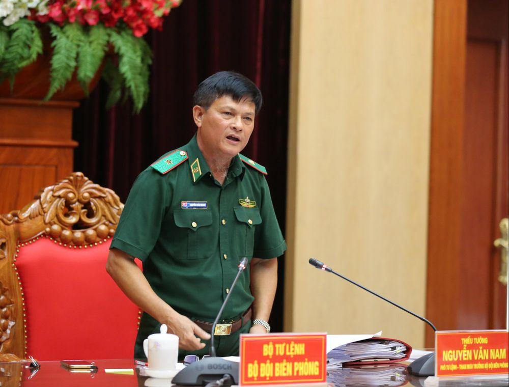 Sơ Kết Cong Tac Tổ Chức Lực Lượng 6 Thang đầu Năm 2018 Bao Bien Phong