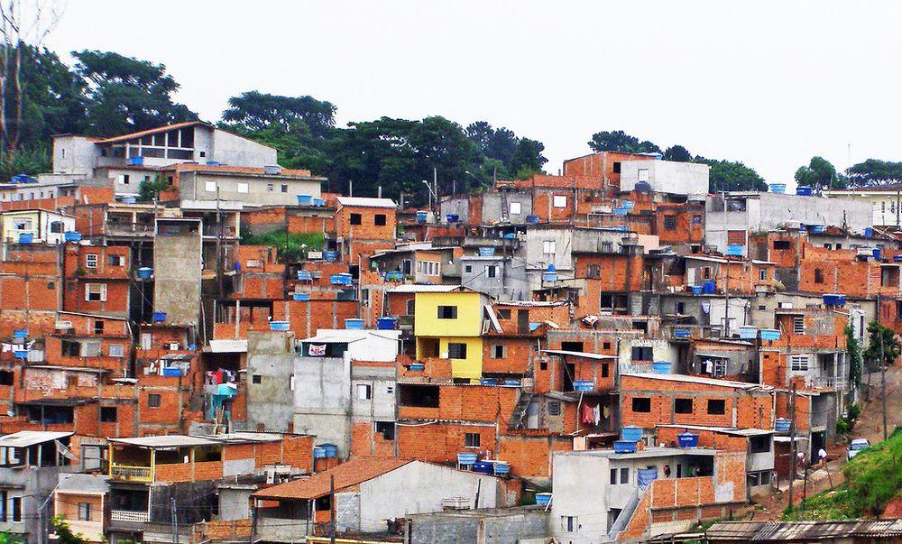 Sao Paulo là thành phố đông thứ ba thế giới với ước tính 20 triệu dân đang  sinh sống. Là trung tâm kinh tế lớn và cái nôi ẩm thực của Brazil 43d89af96632a