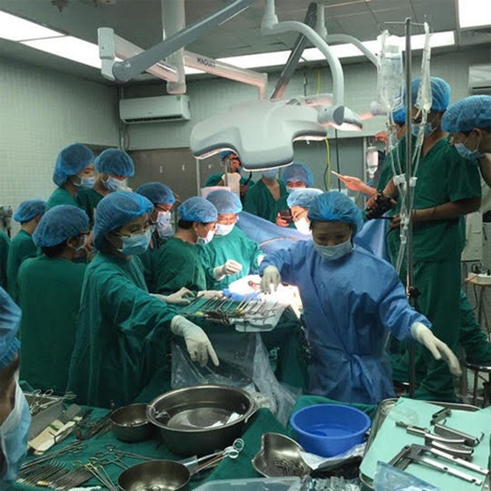 Vietnam Airline hỗ trợ vận chuyển mô tạng để ghép cho người bệnh