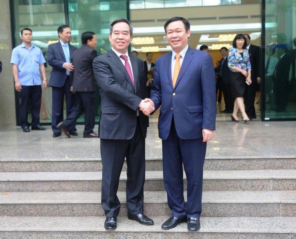 Ong Nguyễn Văn Binh Lam Trưởng Ban Kinh Tế T ư Bao Giao Thong
