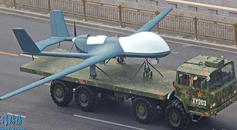 Trung Quốc đưa UAV trinh sát BZK-005 ra đảo Phú Lâm - Báo Người Đưa Tin