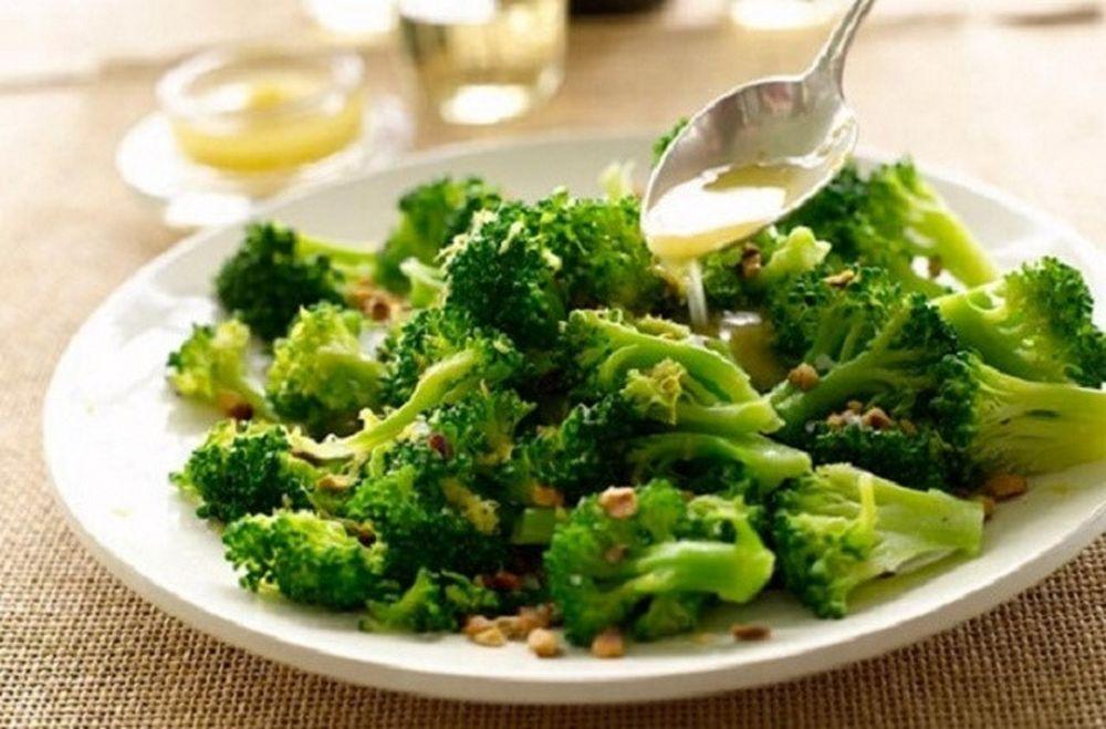 Image result for súp lơ trong món ăn
