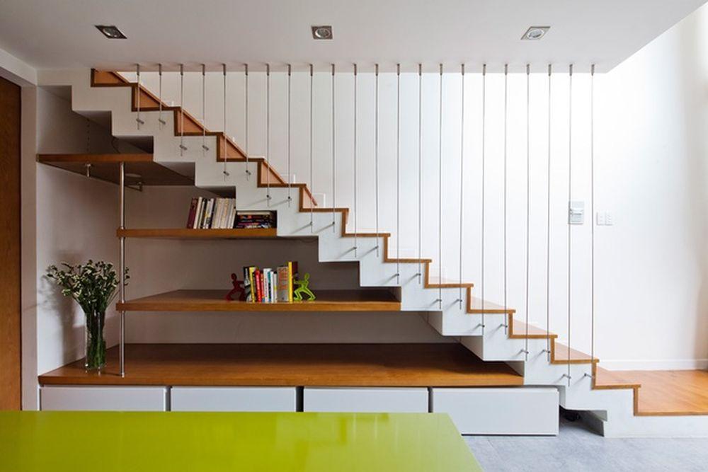 Nguyên tắc thiết kế cầu thang hợp phong thủy đem vận may vào nhà ...
