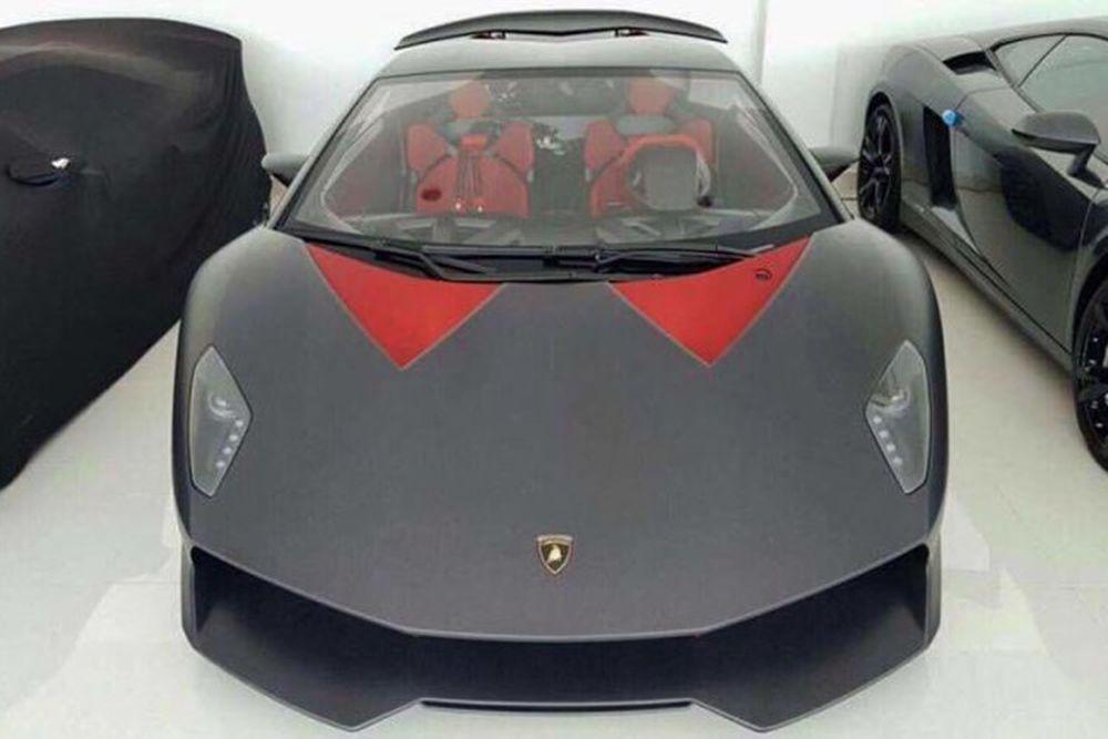 Lamborghini Sesto Elemento Thet Gia Hơn 100 Tỷ đồng Bao Kiến Thức
