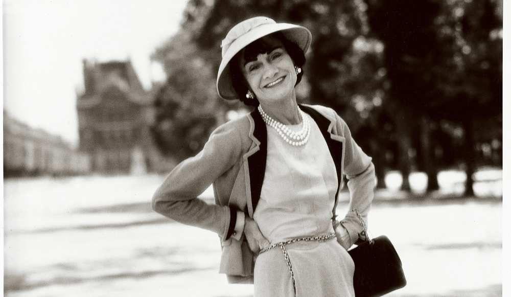 Kết quả hình ảnh cho Coco Chanel