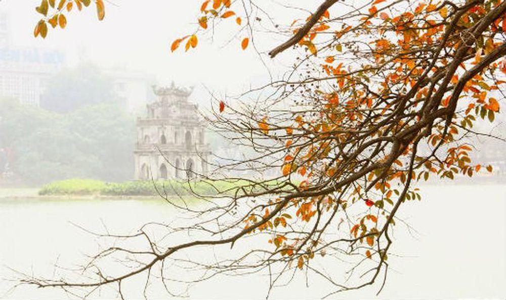 Ngắm Hà Nội vào thu đẹp đến nao lòng - Báo Pháp Luật Việt Nam