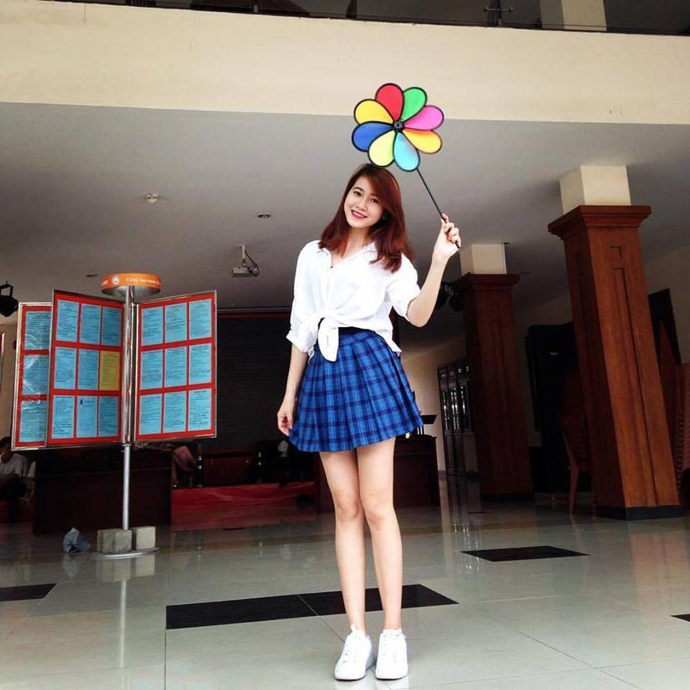 9X Quảng Nam và đường trở thành hot girl triệu like cùng FAPTV - Báo Kiến Thức