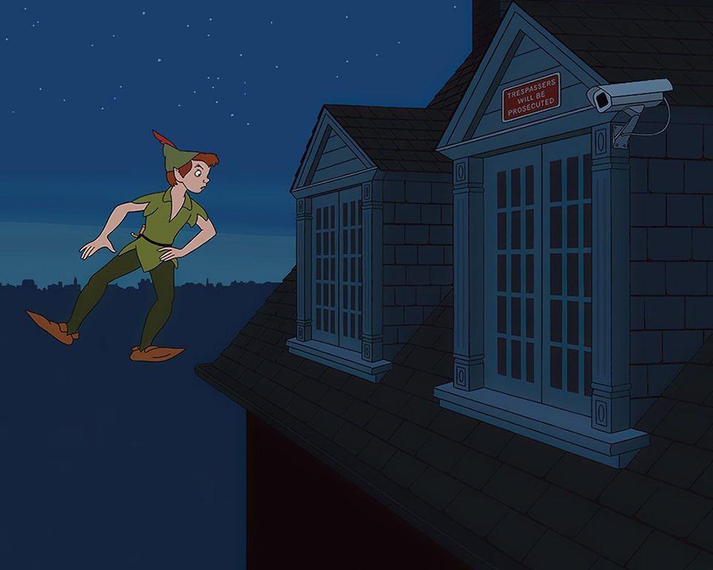 'Những Kẻ Xâm Phạm Sẽ Bị Khởi Tố' - Câu Chuyện Peter Pan Kết Thúc Trong Một  Nốt Nhạc
