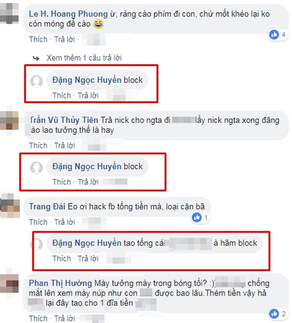 Hacker oanh tạc Facebook của Huyền Baby.