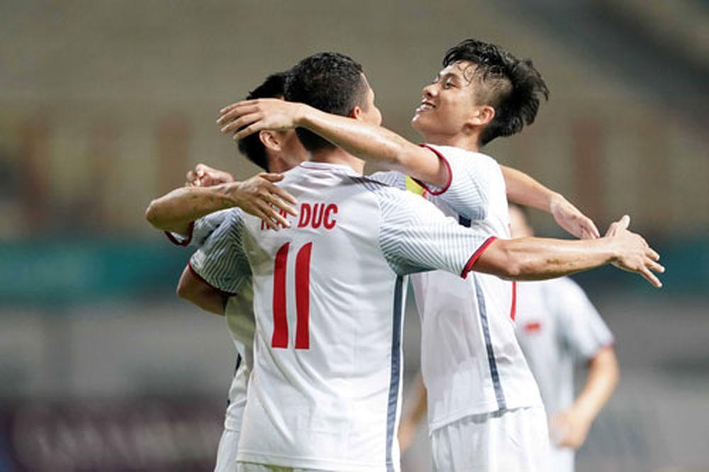 Olympic Việt Nam sẽ chạm trán Olympic Bahrain.