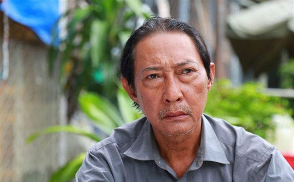 Nghệ sĩ Lê Bình mê man sốt cao, thân dưới bị hoại tử vì ung thư - H1