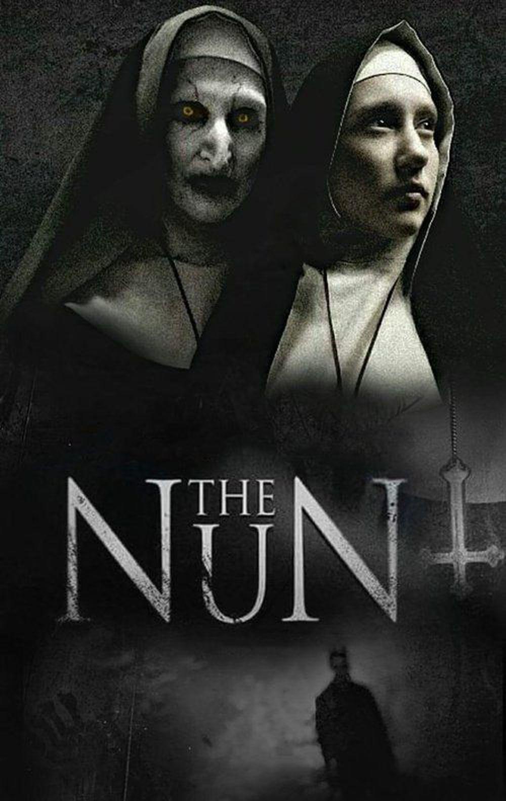 """""""The Nun"""" màn comeback đầy đáng sợ của ác quỷ ma sơ Valak"""