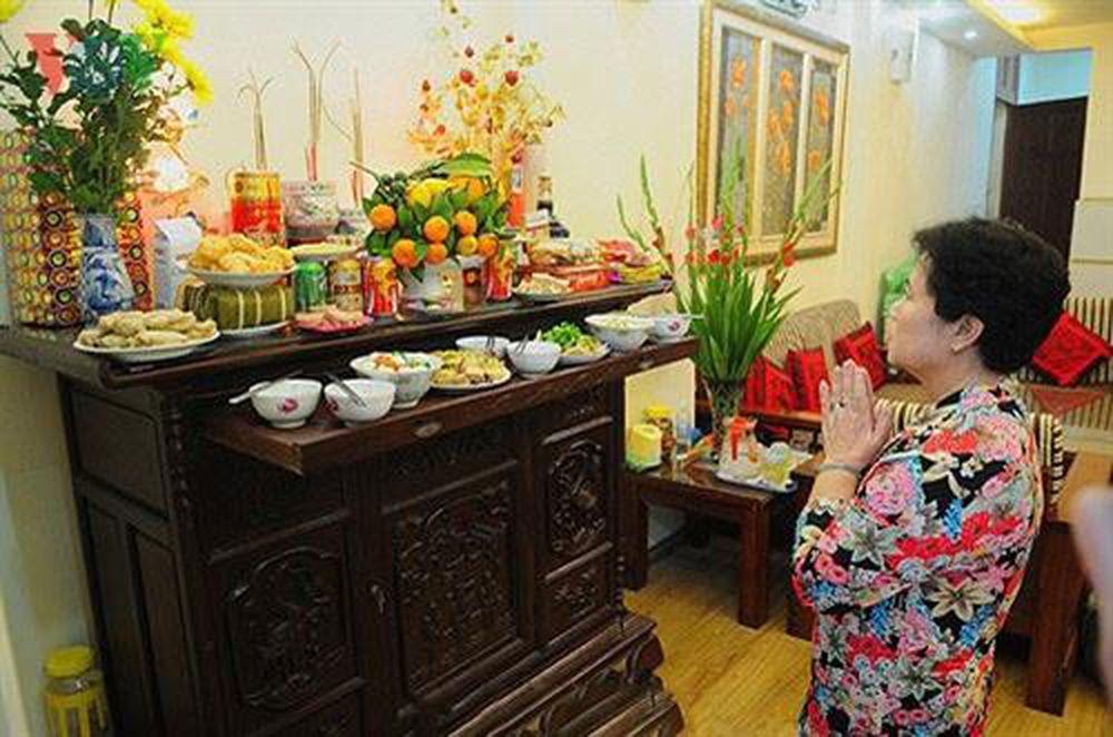 Chuẩn bị cơm cúng mùng 1 Tết mong năm mới bình an, hạnh phúc - Bnews