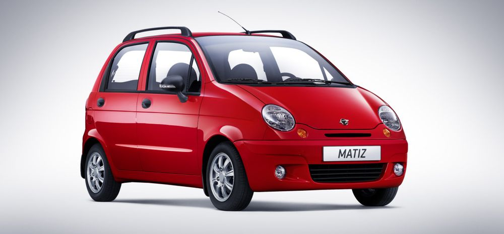 Kết quả hình ảnh cho Daewoo Matiz