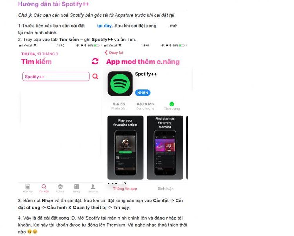 intere playlist da spotify