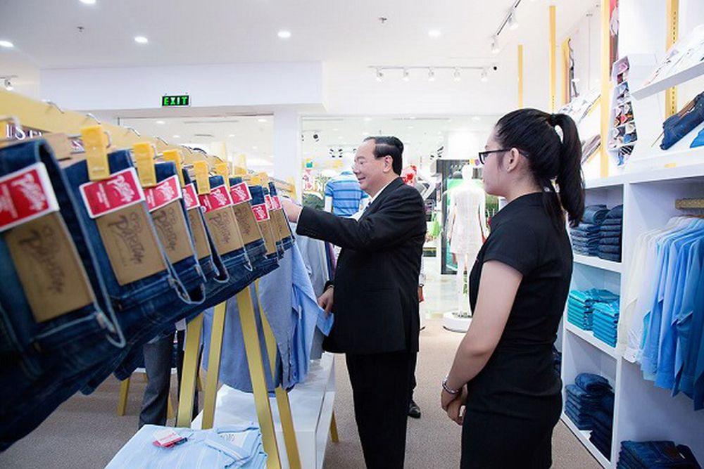 Thời trang Parity khai trương showroom tại Vincom Times City - Báo Dân Sinh
