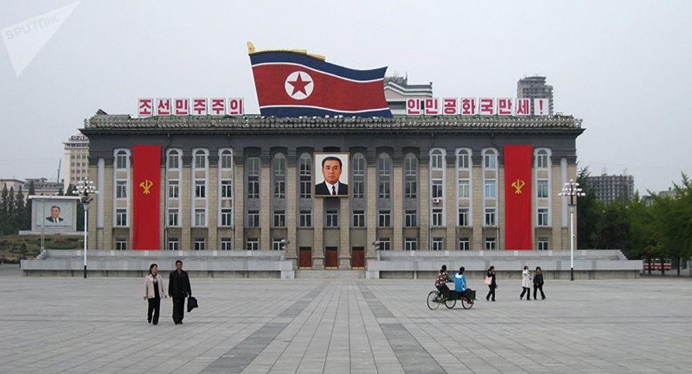 Kết quả hình ảnh cho quảng trườngKim Il Sung triều tiên