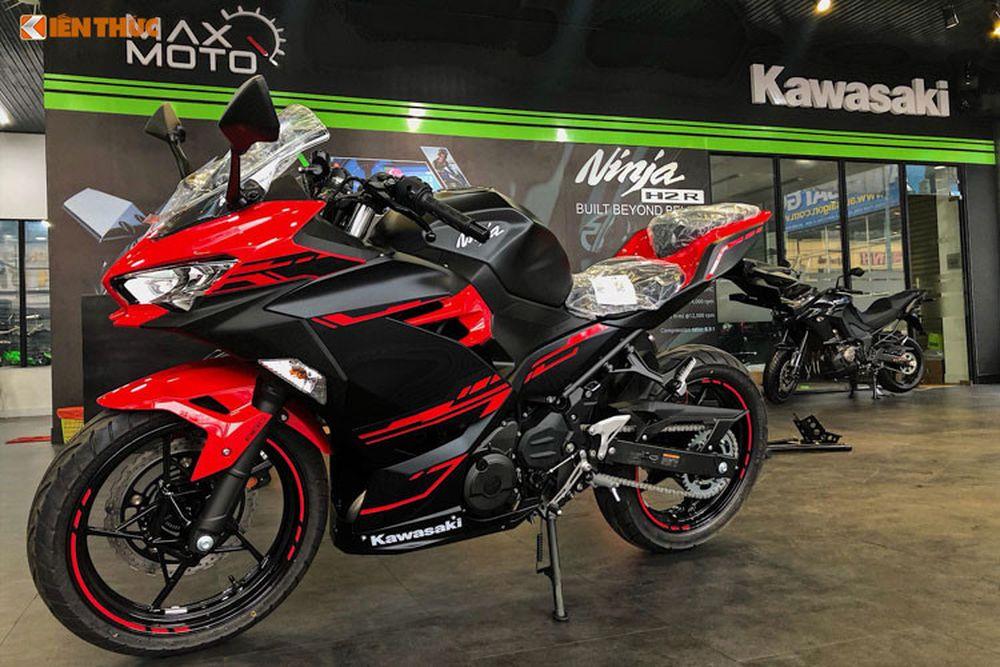 Kawasaki Ninja 250 2018 Chốt Giá 133 Triệu đồng Tại Việt Nam Báo