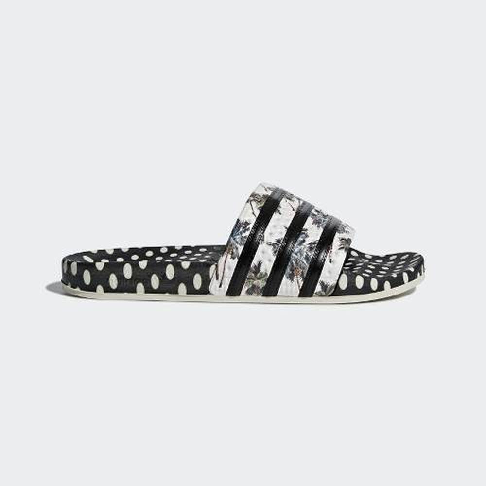 Thịnh hành nhất vẫn là Adidas mang họa tiết kẻ sọc với giá cả phải chăng, có thể nói là rẻ nhất trong tất cả các thương hiệu. Đôi Adidas Adilette Slides ...
