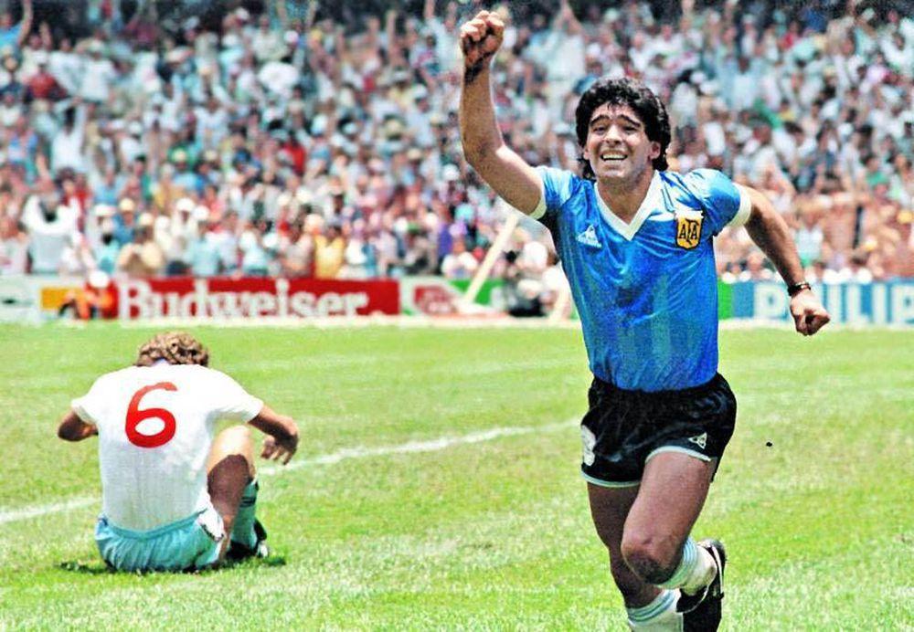 Messi, Argentina và cây thánh giá Maradona - Báo Tri Thức Trực Tuyến