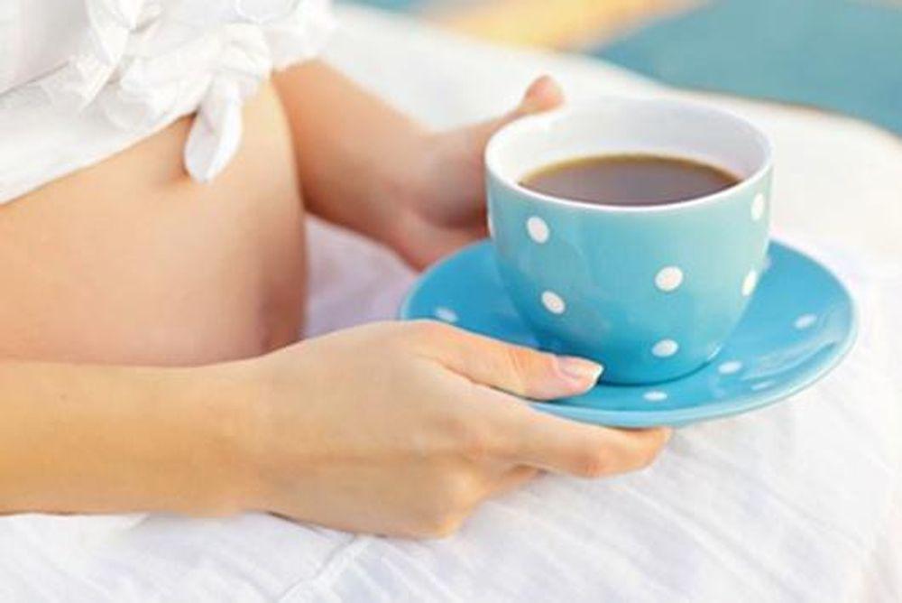 Uống cà phê khi mang thai có tốt không?