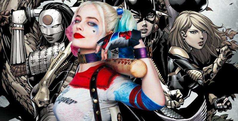 Nữ ác nhân Harley Quinn của 'Suicide Squad' được làm phim riêng