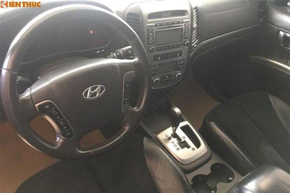 Hyundai Santafe Dung Gần 10 Năm Hơn 600 Triệu ở Hn Bao Kiến Thức
