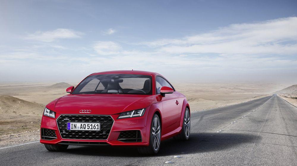 Soi Những Thay đổi Của Phien Bản đặc Biệt Của Audi Tt 2019 Bao Vov