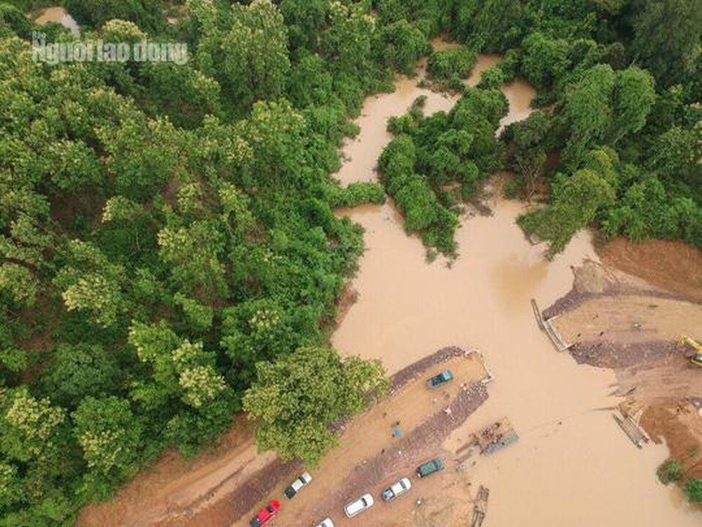 Hình Ảnh Nơi Tạm Cư Của 2.800 Người Dân Được Giải Cứu Sau Cơn Vỡ Đập