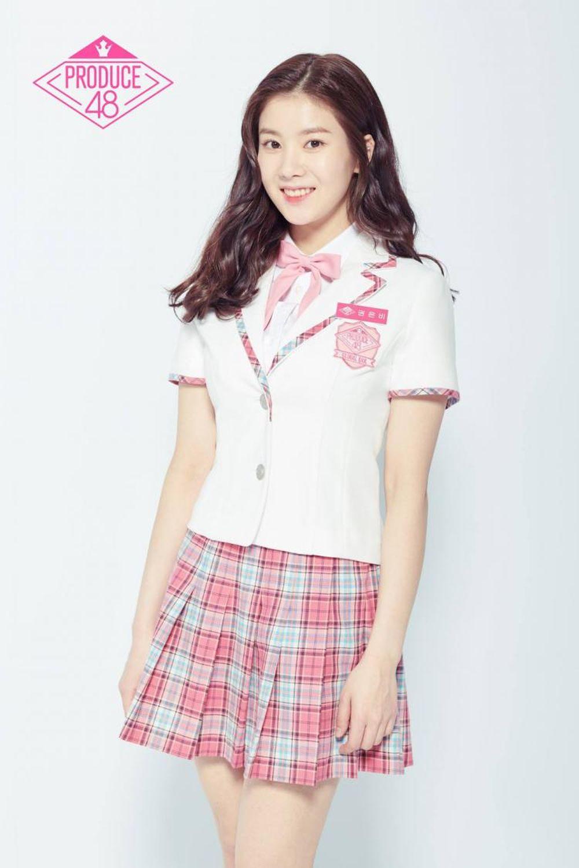 Hạng 12 - Kwon Eunbi, cú tuột hạng của Eunbi đã khiến nhiều người bất ngờ  bởi vì ở những tập trước, Eunbi luôn nằm top an toàn. Đây là một vị ...