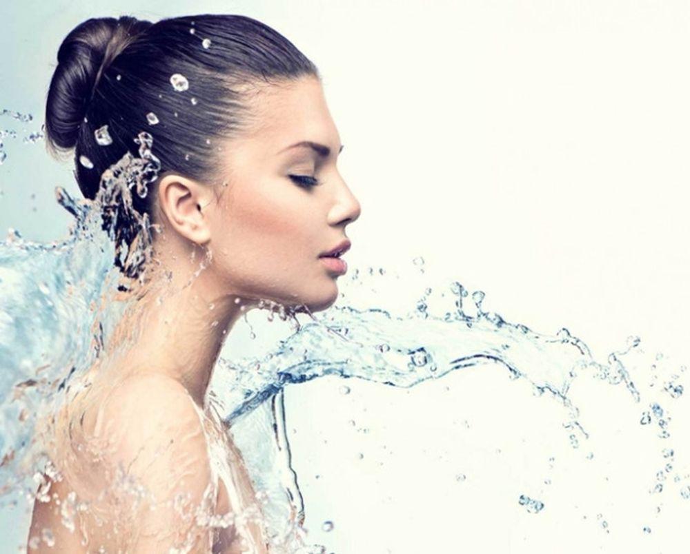Kết quả hình ảnh cho da dầu và da khô thiếu nước