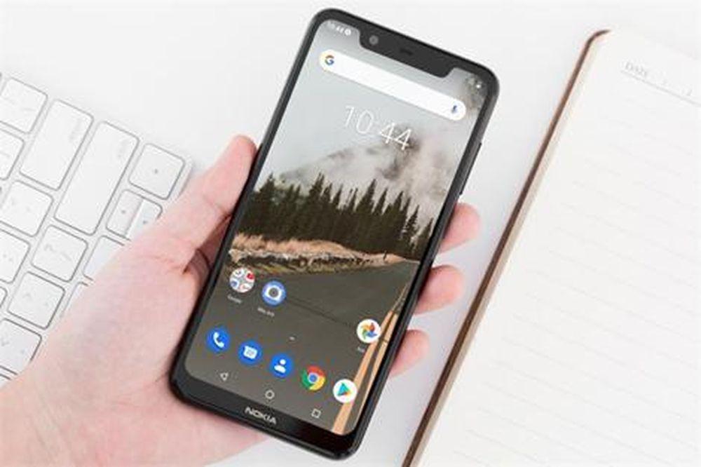 Mẫu smartphone đáng mua trong tầm giá 5 triệu đồng phải kể tới Nokia 5.1  Plus. Màn hình tràn viền ấn tượng, tận dụng từng mi-li-mét để đem đến cho  bạn nhiều ...