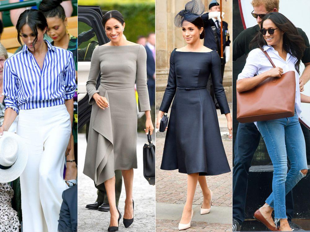 Kết quả hình ảnh cho Meghan chi nửa triệu USD cho trang phục 2018