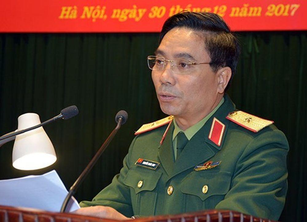 Thiếu Tướng Nguyễn Doan Anh Giữ Chức Tư Lệnh Quan Khu 4 Bao Vietnamnet