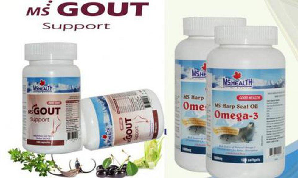 ... là giấy xác nhận đăng ký đối với sản phẩm Thực phẩm bảo vệ sức khỏe: MS  Gout Support và MS Harpseal Oil mà công ty này đăng ký với Cục ATTP.