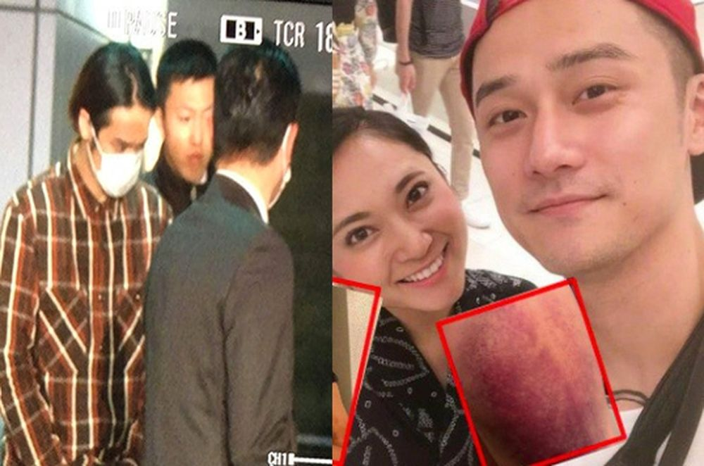 Chiều 28.11, nam diễn viên đang khiến cho cộng đồng mạng quan tâm với  scandal bạo hành bạn gái - Tưởng Kình Phu đã đến Cục cảnh sát Nhật Bản tự  thú ...