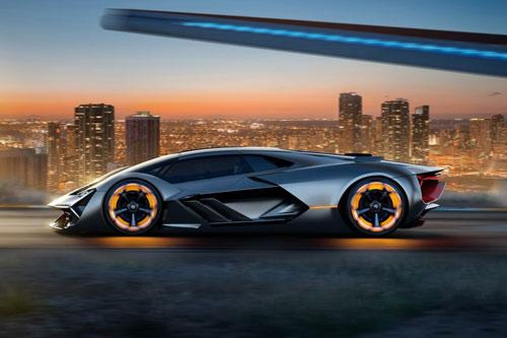 Top 10 Concept Sieu Xe Lamborghini ấn Tượng Nhất Trong Lịch Sử