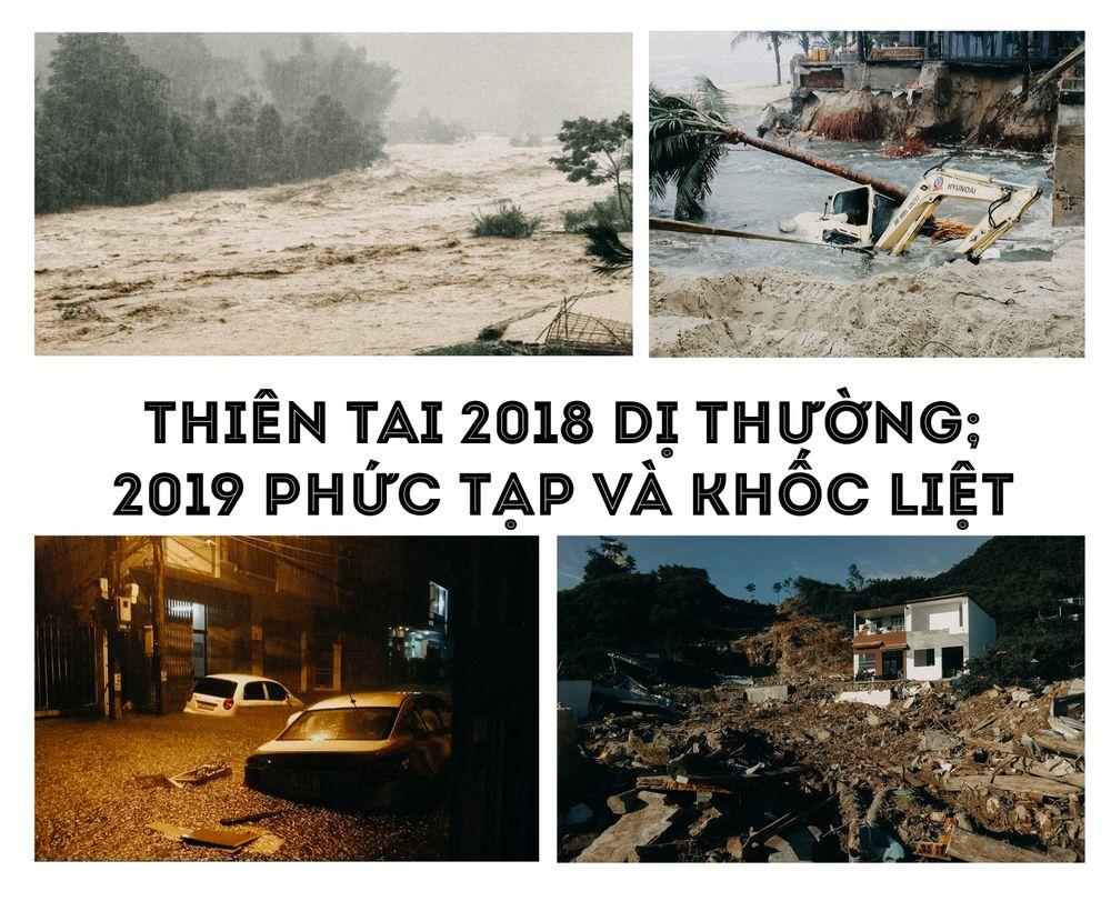 Năm 2018, thiên tai không khốc liệt nhưng có nhiều nét dị thường, thiệt hại lớn, công tác dự báo và khắc phục còn hạn chế. Sang năm 2019, dự báo tình hình ...