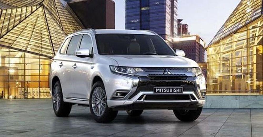 Kết quả hình ảnh cho Công nghệ Mitsubishi Outlander