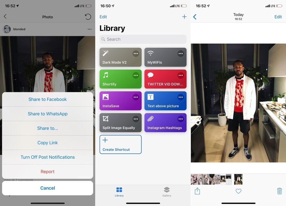8 phím tắt nâng cao trải nghiệm Instagram trên iPhone - Báo