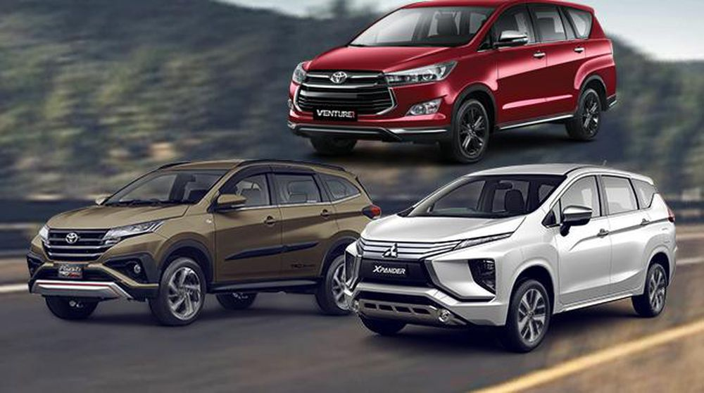Mitsubishi Xpander 'đắt hàng' hơn Toyota Innova trong tháng