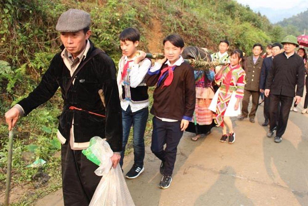 Hành trình Du Xuân - Tết rừng Nà Hẩu.
