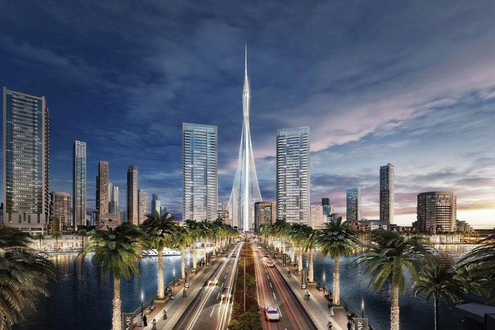 3 tòa nhà thống lĩnh bầu trời thế giới trong tương lai - Báo Kiến Thức