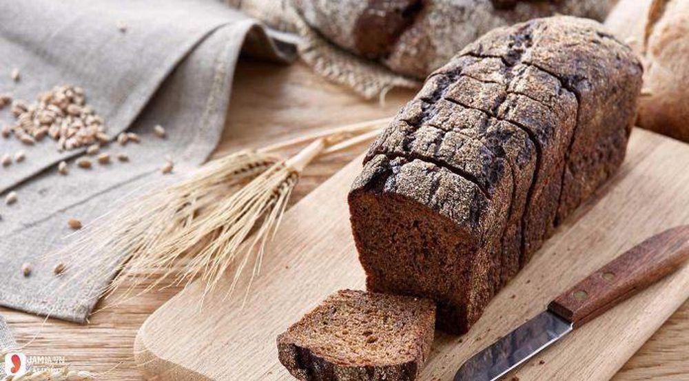 Bánh mì đen lúa mì