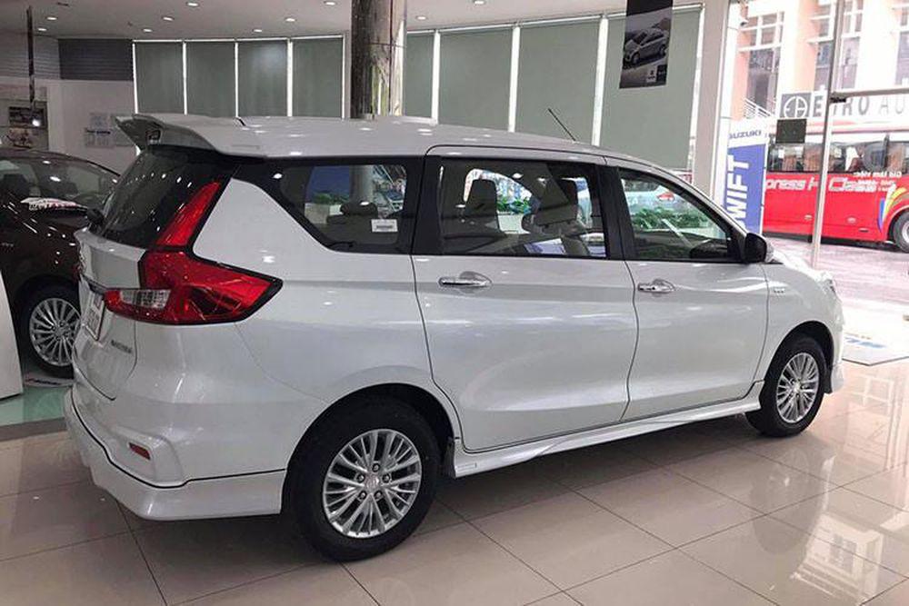 Xe Gia Rẻ Suzuki Ertiga 2019 Khiến Khach Việt Mừng Hụt