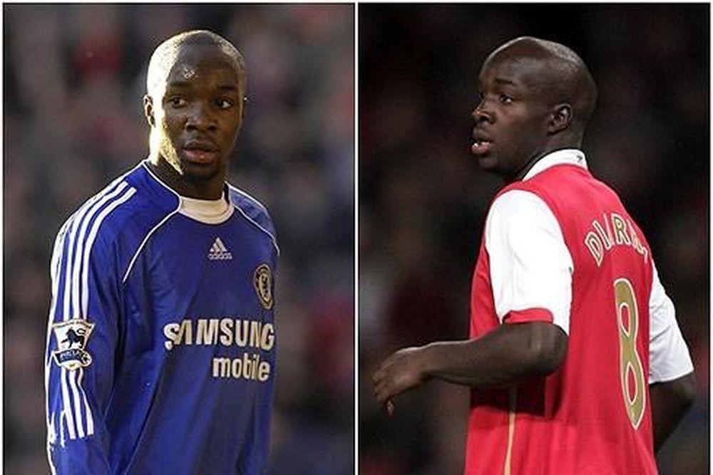 Kết quả hình ảnh cho Diarra arsenal và Chelsea