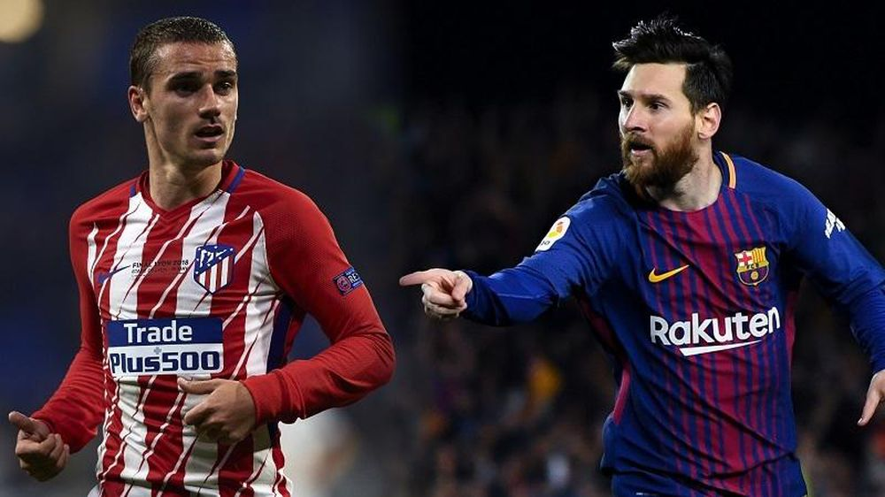 Vì sao Barca không cho CĐV vào sân xem Griezmann ra mắt CLB?