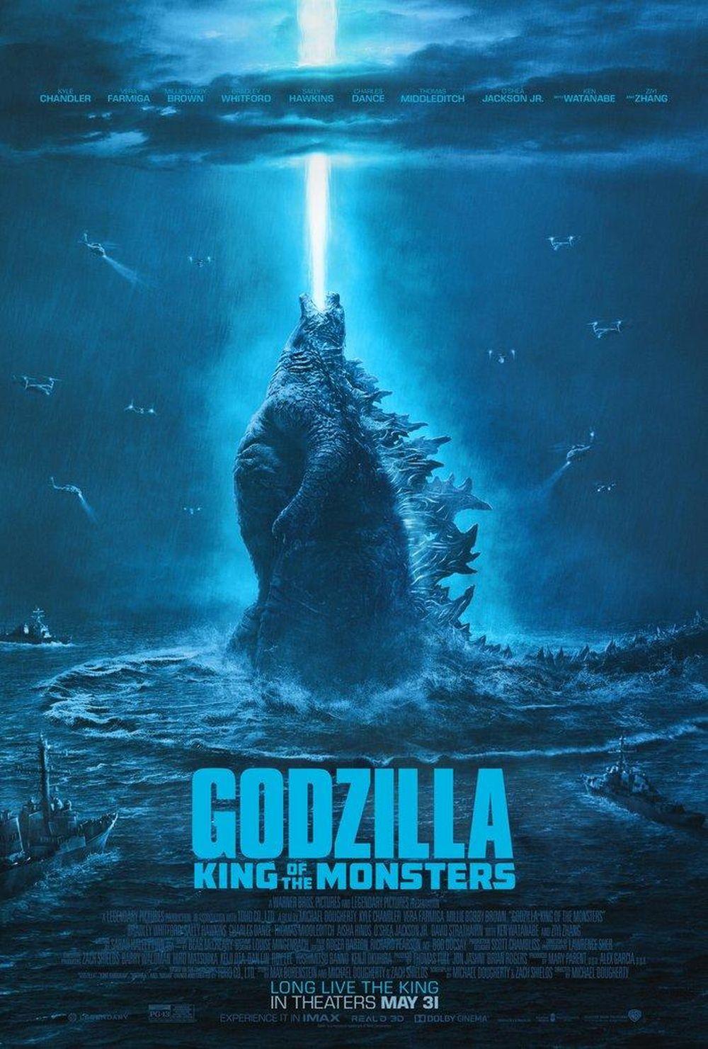 Phim Godzilla: King of the Monsters: Giải thích về nguồn gốc và ...
