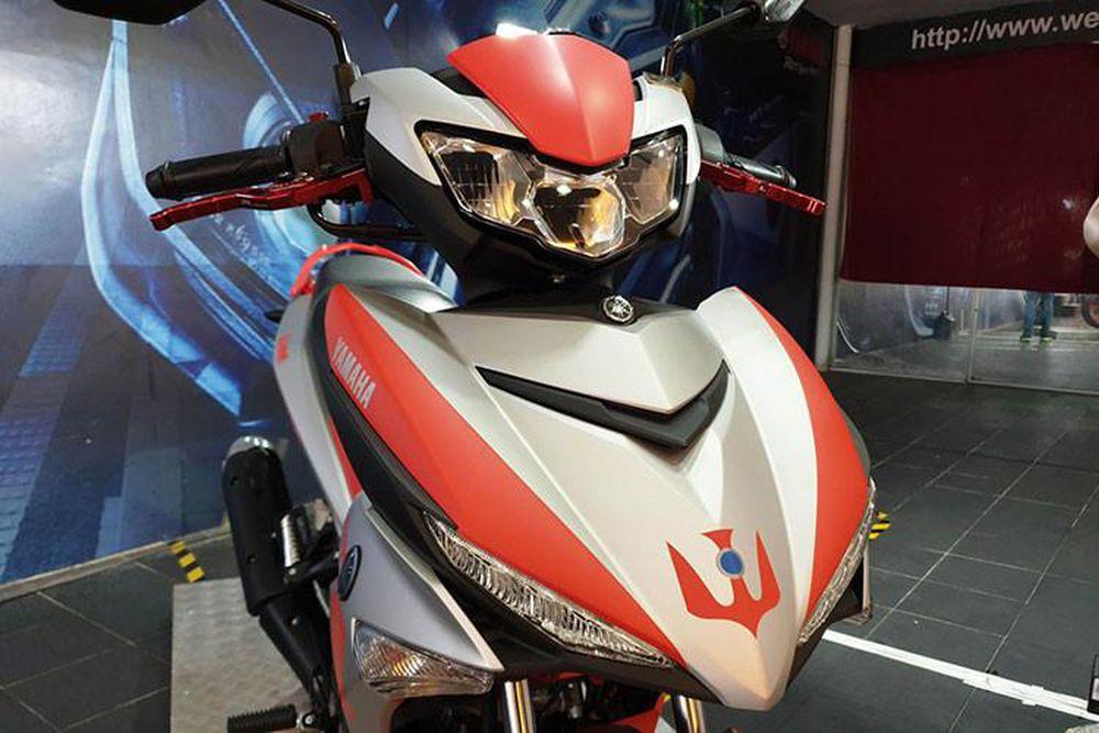 Yamaha Exciter 150 phiên bản 'siêu nhân' bán ra 70 triệu đồng - Báo